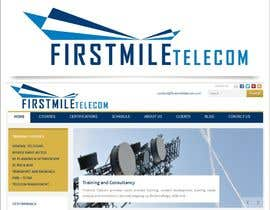 #292 for Design a Logo for Firstmile Telecom af indraDhe