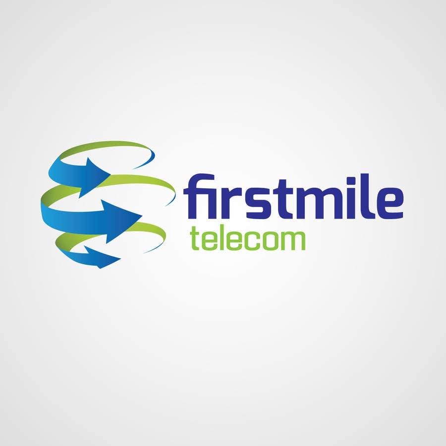 Konkurrenceindlæg #254 for Design a Logo for Firstmile Telecom