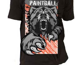nº 48 pour Design a T-Shirt for Extreme Paintball par basem36