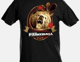 #9 for Design a T-Shirt for Extreme Paintball by mestyl