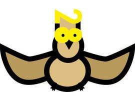 Nro 18 kilpailuun Company logo - an owl käyttäjältä Martinnie