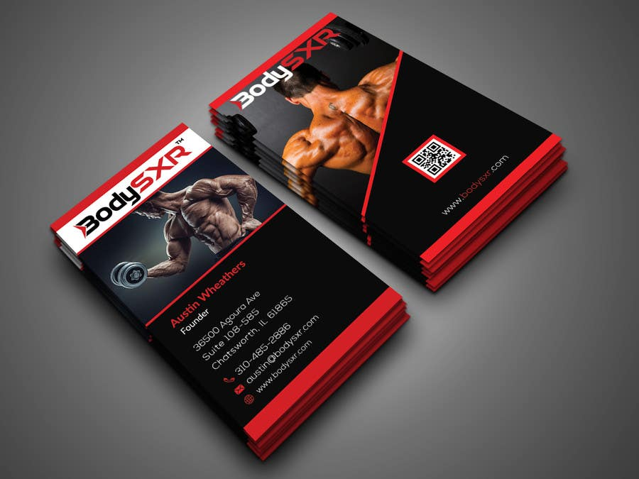 Kilpailutyö #37 kilpailussa Design some Business Cards
