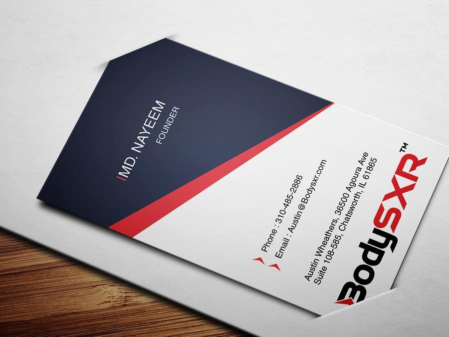 Kilpailutyö #12 kilpailussa Design some Business Cards