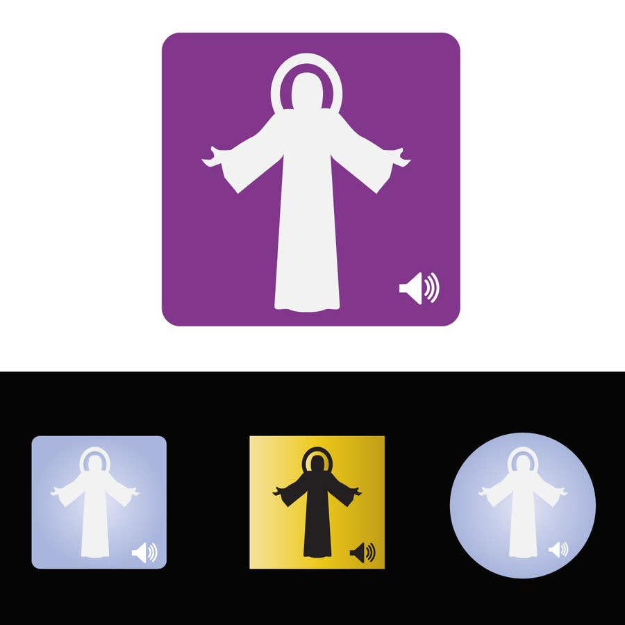 #21 for Design an Icon for a Religious App by senawork