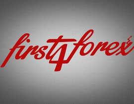 #27 para Design a Logo for First 4 Forex por runkumar007