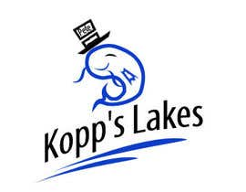 #2 for Design a Logo for Kopp's Lakes by wilfridosuero
