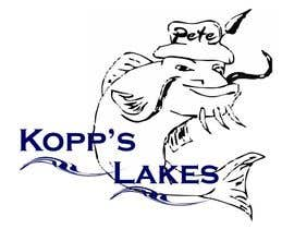 #11 for Design a Logo for Kopp's Lakes by tinaszerencses