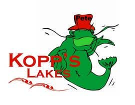 #12 for Design a Logo for Kopp's Lakes by tinaszerencses