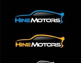 #86 for Design a Logo for Hine Motors by arteq04