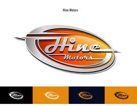 #129 for Design a Logo for Hine Motors af roman230005
