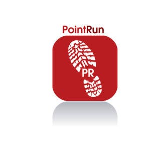 #49 for Design an Icon for PointRun (iPhone App) by NicolasFragnito