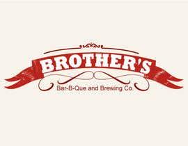 nº 60 pour Startup BBQ brewpub needs a cool logo par eClickApps