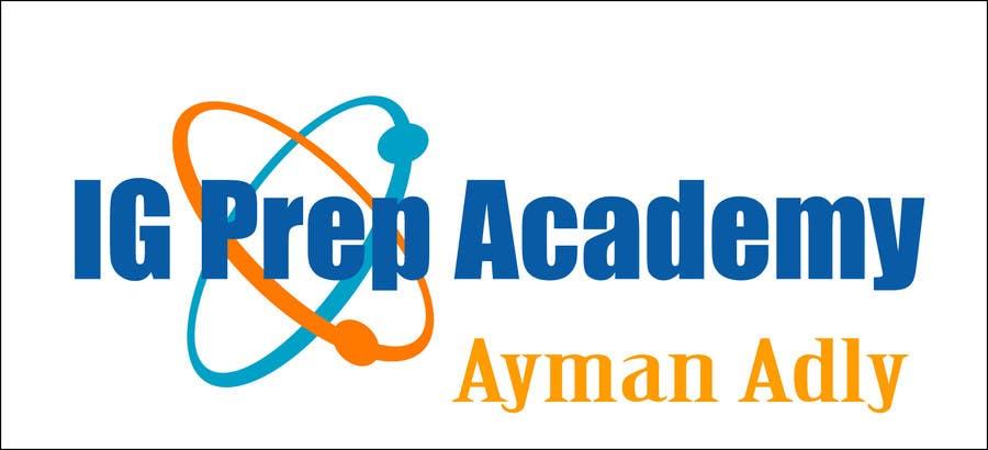 Penyertaan Peraduan #6 untuk Design a Logo for IGPrep Acadeny - Ayman Adly