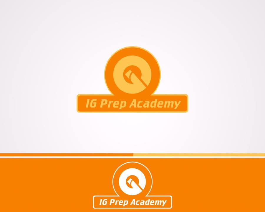 Penyertaan Peraduan #15 untuk Design a Logo for IGPrep Acadeny - Ayman Adly
