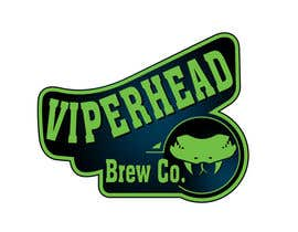 dipakart tarafından Design a Logo for Viper Head Brew Co. için no 89