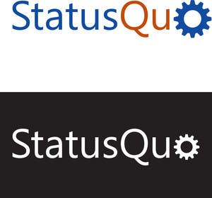 #12 for Design a Logo for Status Quo by breakingpoint