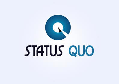 #21 for Design a Logo for Status Quo by Dreyo