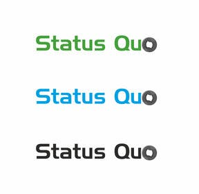 #14 for Design a Logo for Status Quo by kropekk