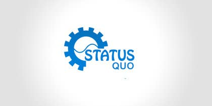 #147 for Design a Logo for Status Quo by Razi2201