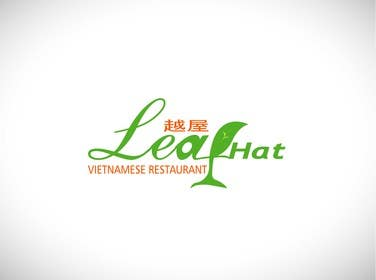 "#90 for Design a Logo for Vietnamese restaurant named ""越屋 Vietnamese House"" by tfdlemon"