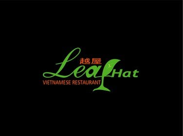 "nº 91 pour Design a Logo for Vietnamese restaurant named ""越屋 Vietnamese House"" par tfdlemon"
