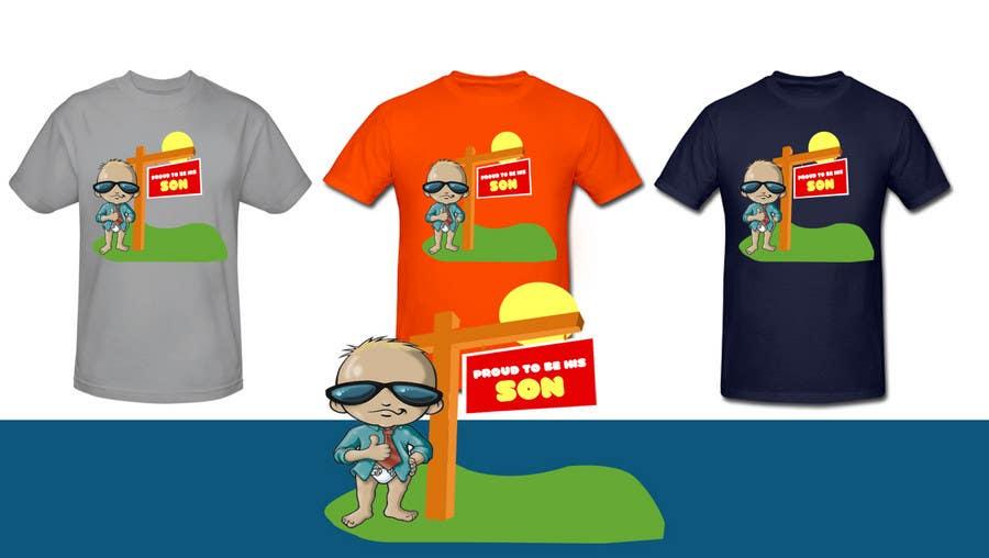 Penyertaan Peraduan #                                        177                                      untuk                                         T-shirt Design for Razors and Diapers