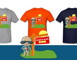 #177 untuk T-shirt Design for Razors and Diapers oleh xcerlow