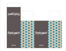 #19 untuk Create labels and box design for eliquid company oleh syncmedia
