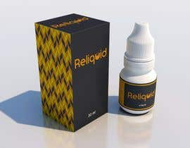#32 untuk Create labels and box design for eliquid company oleh syncmedia