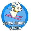 Graphic Design Entri Peraduan #26 for Design a Logo for Snow Bunny Korea