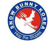Graphic Design Entri Peraduan #17 for Design a Logo for Snow Bunny Korea