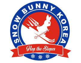 #21 for Design a Logo for Snow Bunny Korea by benjuuur