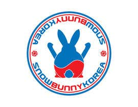 #32 for Design a Logo for Snow Bunny Korea by eggraphic