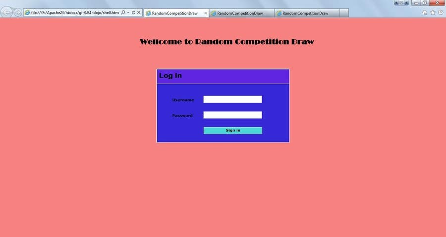 #3 for PHP competition form by tukeshwar