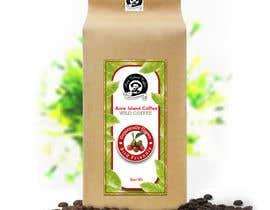 Nro 22 kilpailuun Aore Island Coffee käyttäjältä visualartsin