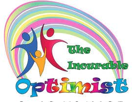alfapolaris tarafından Logo Design Challange for The Incurable Optimist için no 203