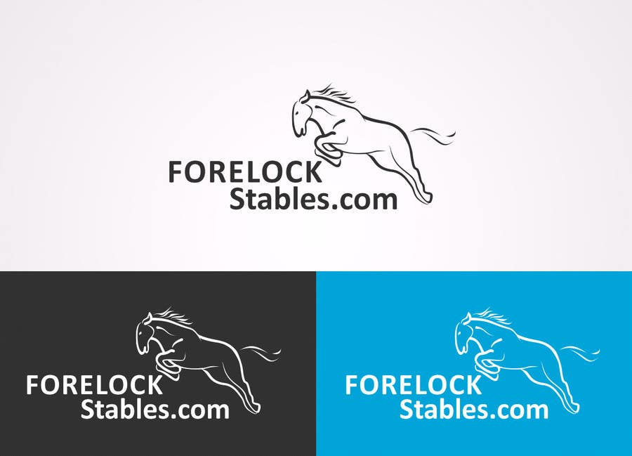 #93 for Design a Logo for ForelockStables.com by CAMPION1