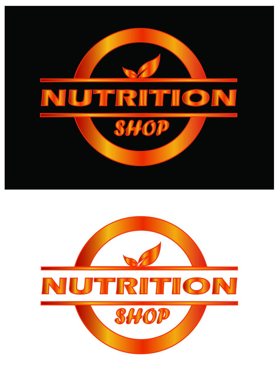 #42 for Design a Logo for Nutrition Shop by primitive13