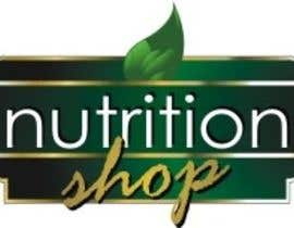 #74 for Design a Logo for Nutrition Shop by mestyl