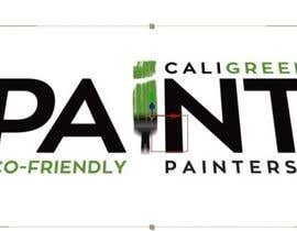 briangeneral tarafından 10 Second Animated Logo for Cali Green Paint için no 58