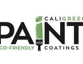 Nro 81 kilpailuun 10 Second Animated Logo for Cali Green Paint käyttäjältä IronUra