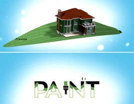 vfxcafe tarafından 10 Second Animated Logo for Cali Green Paint için no 62