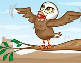 #7 for Illustrating 3 pictures of an eagle baby by ysfworks