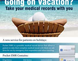 #16 for Flyer Design for Pocket EMR by Gargavin