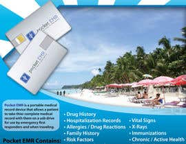 #60 for Flyer Design for Pocket EMR by blacklist08