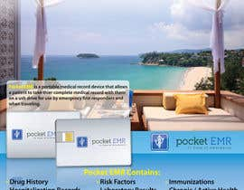 #85 para Flyer Design for Pocket EMR por blacklist08