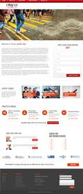 Graphic Design Contest Entry #3 for Design a Website Mockup for LawFirm