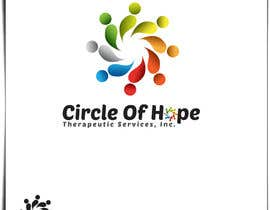 #248 para Design a Logo for Circle Of Hope Therapeutic Services, Inc. por ixanhermogino