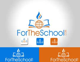 #6 for Design logo for a School Fundraising Website! Be a part of something amazing! af logodancer