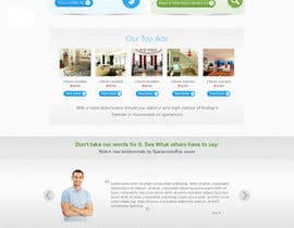 #15 for finalize a website home page design from mockup by atularora